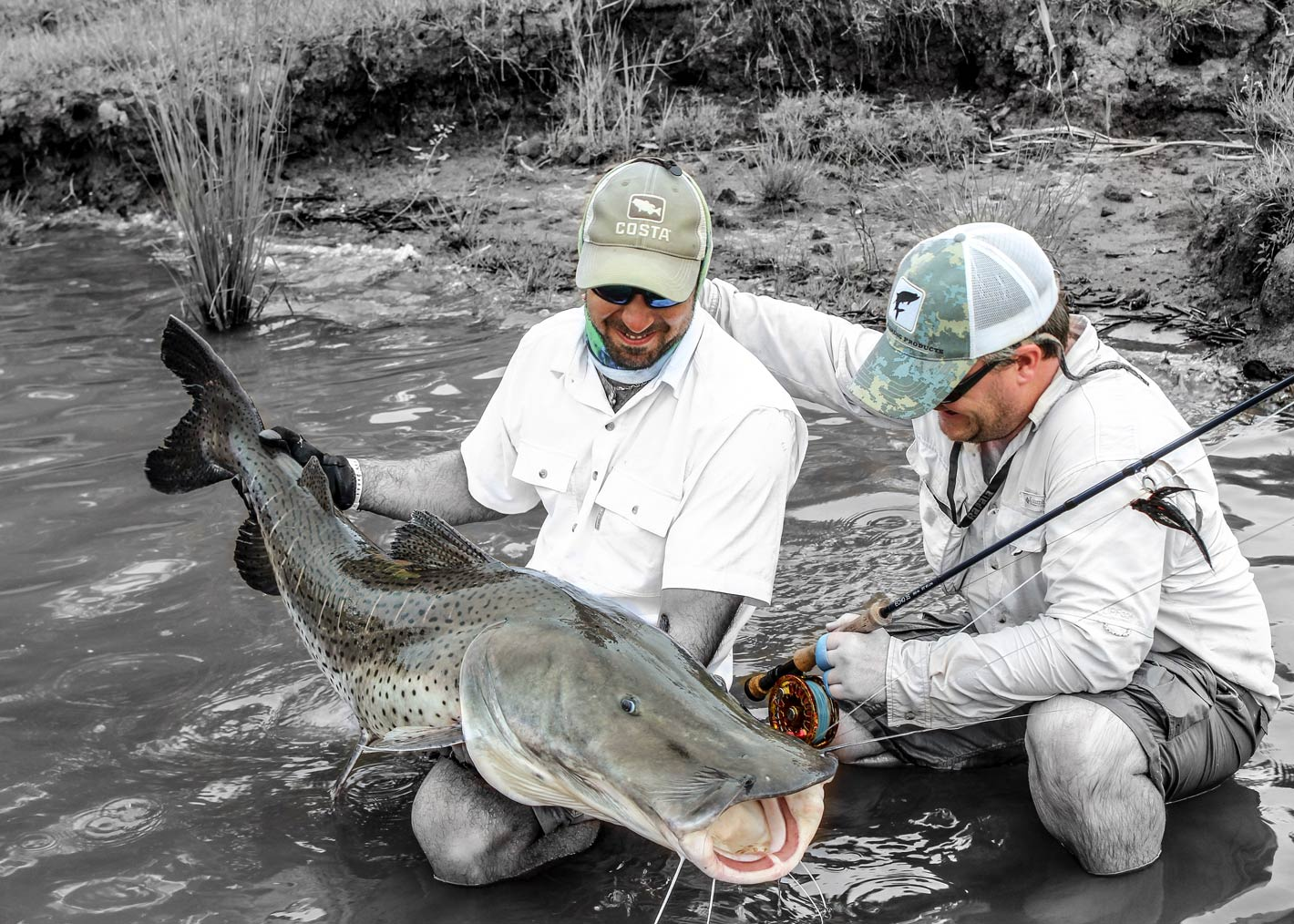 Grand Slam, Golden Fly Fishing