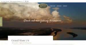 Grand Slam Fishing Itineraries