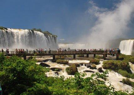 Cataratas del Iguazú, Golden Fly Fishing