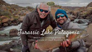 Jurassic Lake Patagonia